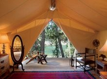 glamping is luxe kamperen