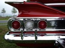 1960 chevrolet- impala