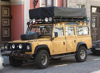 Range Rover is een van de bekendste SUV merken